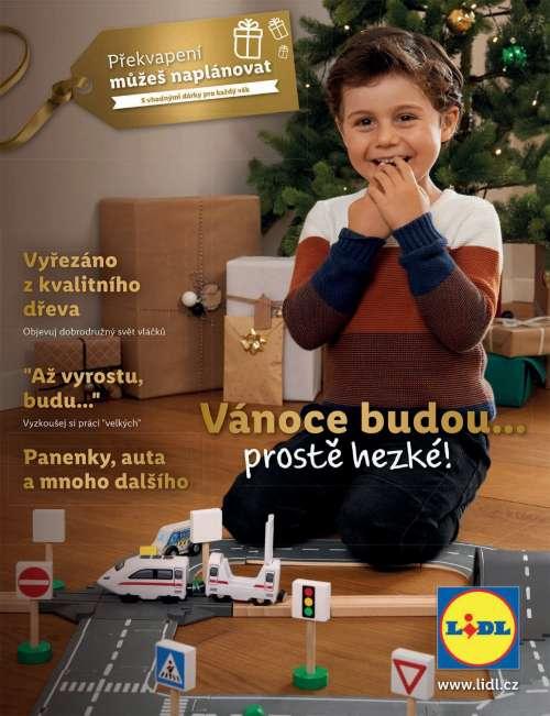 Lidl - Vánoce budou prostě hezké