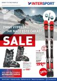 Leták Intersport - 8.1.2020 - 31.1.2020.
