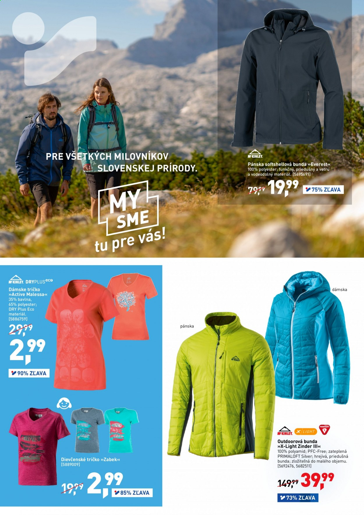 Leták Intersport - 20.5.2020 - 31.5.2020. Strana 6.