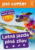 Leták Pet Center - 1.7.2020 - 31.8.2020.