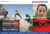 Leták Intersport - 16.10.2020 - 18.11.2020.