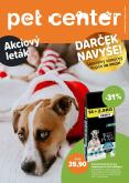 Leták Pet Center - 14.12.2020 - 5.1.2021.