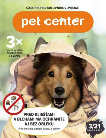 Leták Pet Center - 10.3.2021 - 23.3.2021.