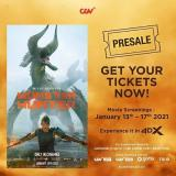 CGV Cinemas promo
