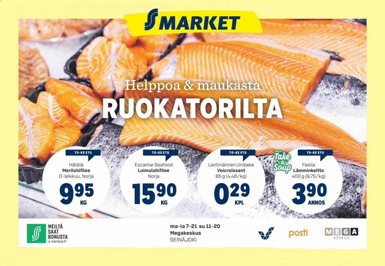 S Market Kokemäki
