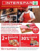 INTERSPAR katalog - 30.09.2020 - 06.10.2020.