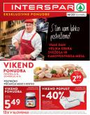 INTERSPAR katalog - 14.10.2020 - 20.10.2020.