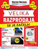 Harvey Norman katalog - 25.12.2020 - 06.01.2021.