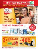 INTERSPAR katalog - 27.01.2021 - 02.02.2021.