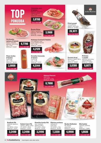 Mercator Cash & Carry katalog - 01.04.2021 - 30.04.2021.