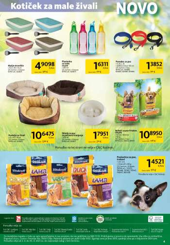 Tuš Cash & Carry katalog - 02.04.2021 - 30.04.2021.