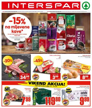 INTERSPAR katalog - 27.01.2021. - 02.02.2021.