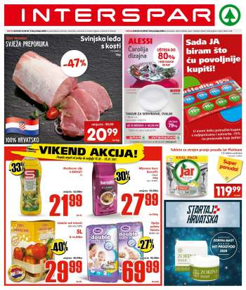 INTERSPAR katalog - 24.02.2021. - 02.03.2021.