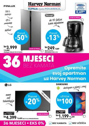 Harvey Norman katalog - 02.03.2021. - 16.03.2021.