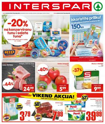 INTERSPAR katalog - 03.03.2021. - 09.03.2021.
