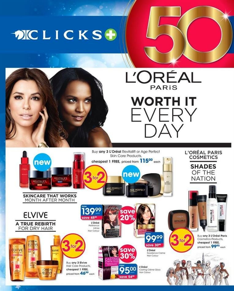Clicks catalogue  - 07.23.2018 - 08.07.2018. Page 6.