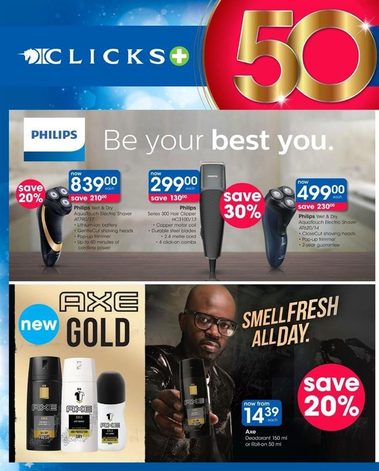 Clicks catalogue  - 07.23.2018 - 08.07.2018. Page 10.
