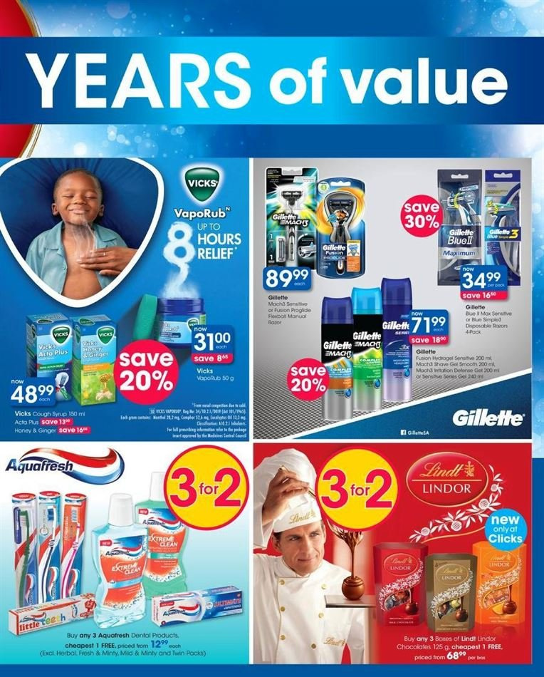 Clicks catalogue  - 07.23.2018 - 08.07.2018. Page 11.