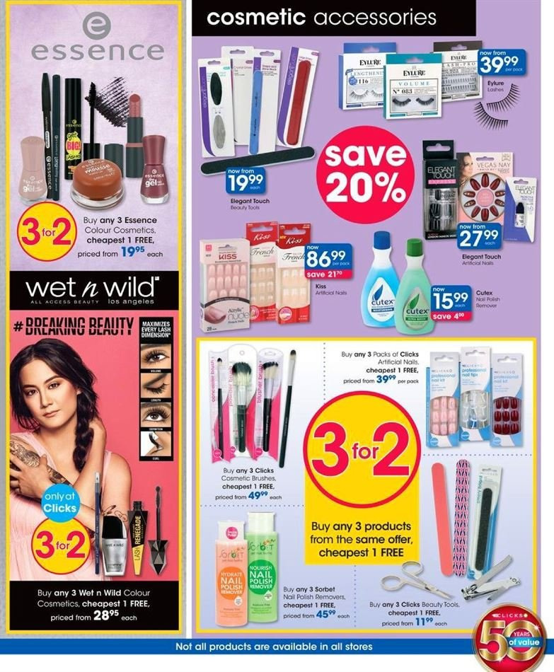 Clicks catalogue  - 07.23.2018 - 08.07.2018. Page 15.