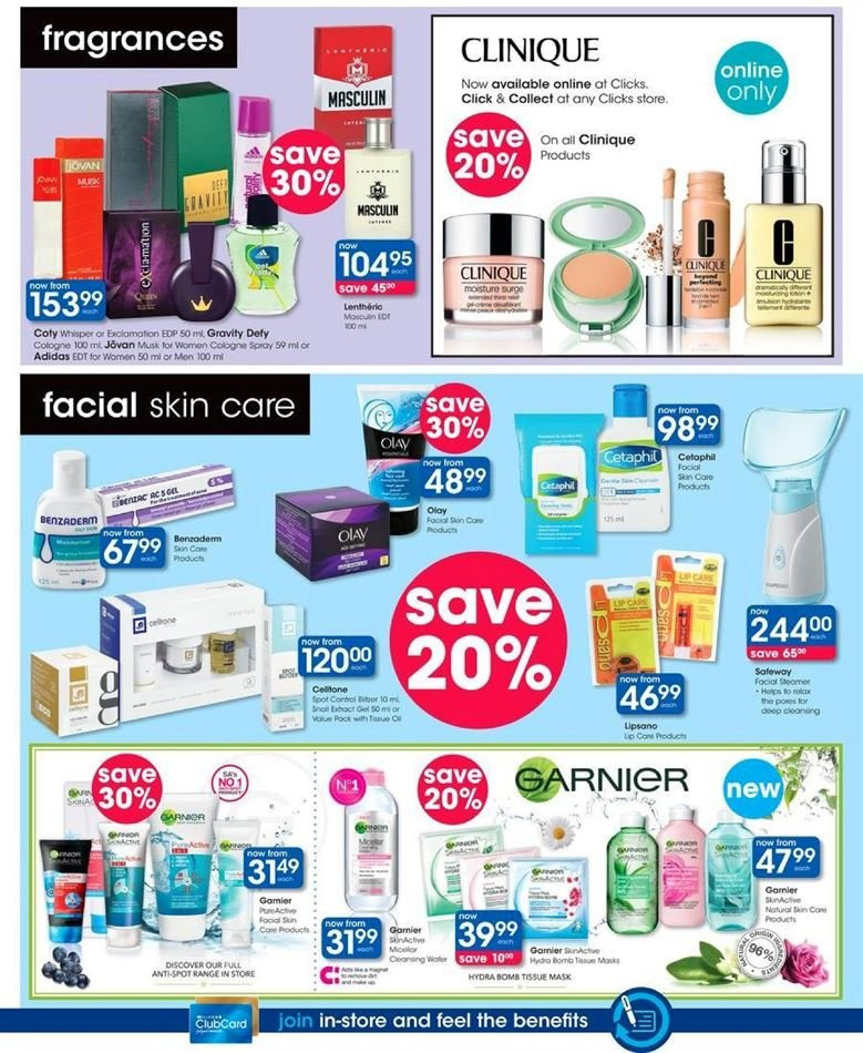 Clicks catalogue  - 07.23.2018 - 08.07.2018. Page 16.