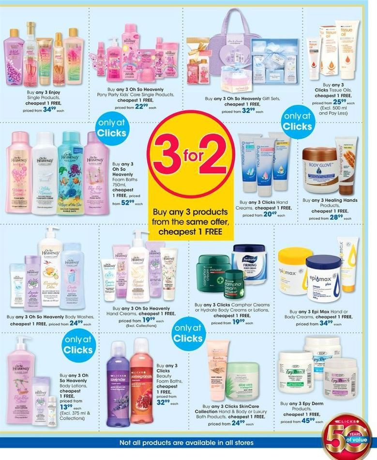 Clicks catalogue  - 07.23.2018 - 08.07.2018. Page 19.
