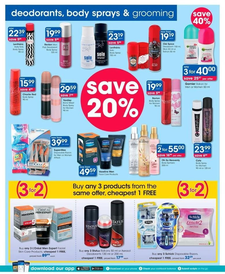 Clicks catalogue  - 07.23.2018 - 08.07.2018. Page 20.