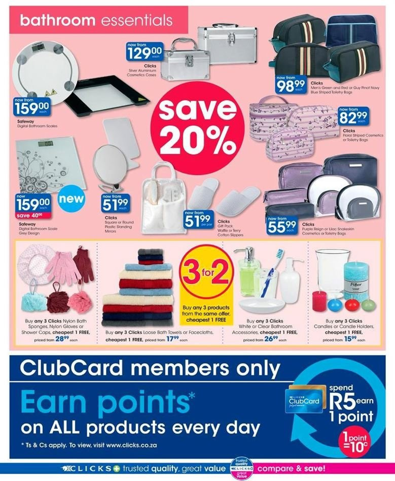 Clicks catalogue  - 07.23.2018 - 08.07.2018. Page 22.