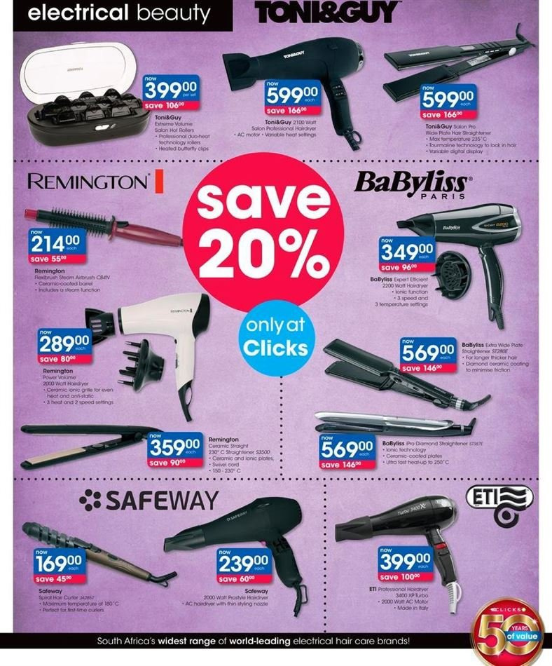 Clicks catalogue  - 07.23.2018 - 08.07.2018. Page 23.