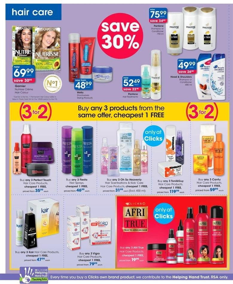 Clicks catalogue  - 07.23.2018 - 08.07.2018. Page 24.