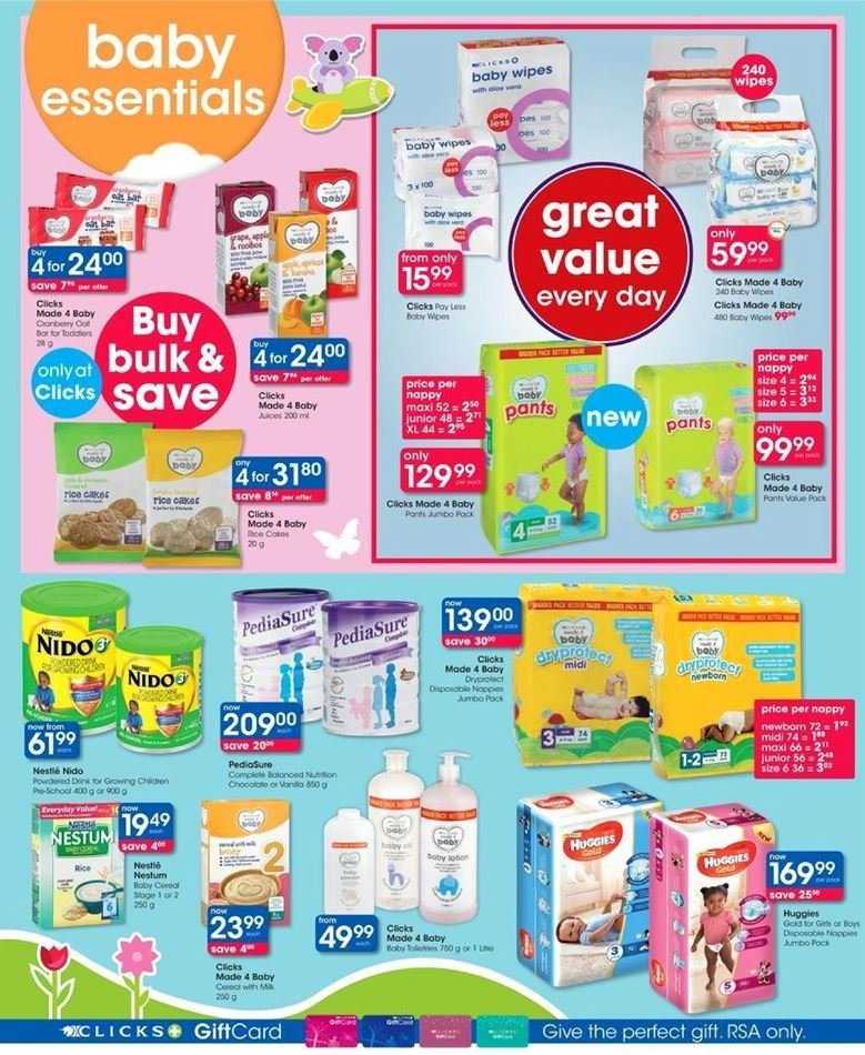 Clicks catalogue  - 07.23.2018 - 08.07.2018. Page 26.