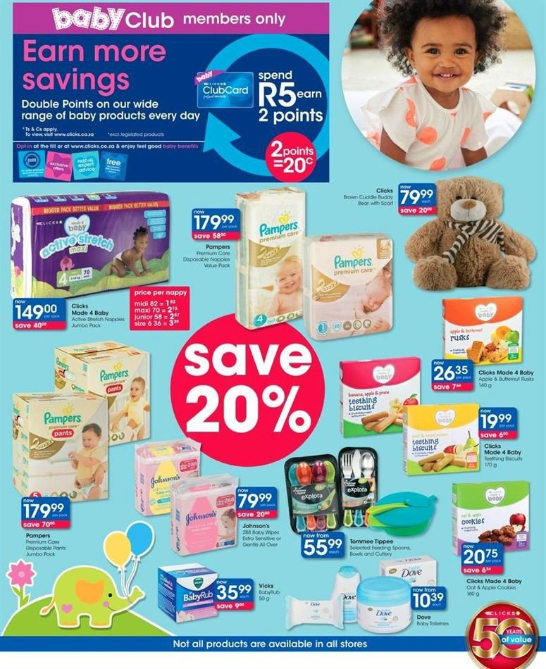 Clicks catalogue  - 07.23.2018 - 08.07.2018. Page 27.