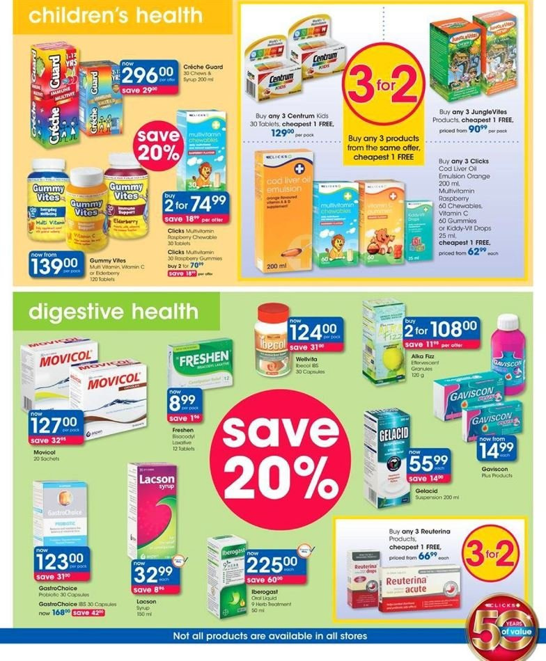Clicks catalogue  - 07.23.2018 - 08.07.2018. Page 35.
