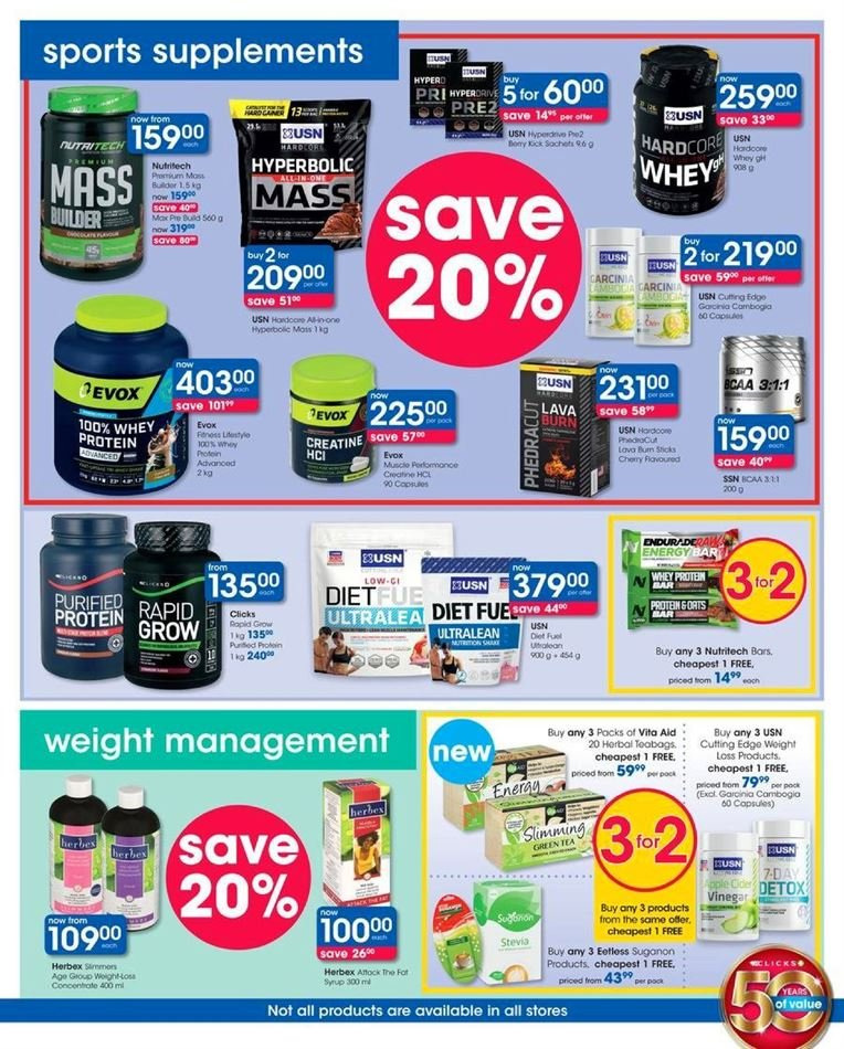 Clicks catalogue  - 07.23.2018 - 08.07.2018. Page 37.