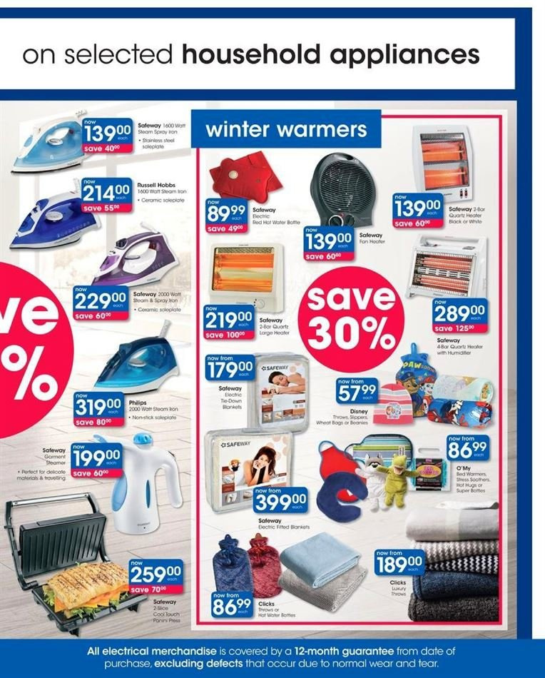 Clicks catalogue  - 07.23.2018 - 08.07.2018. Page 41.