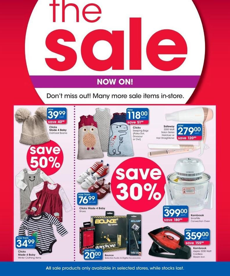 Clicks catalogue  - 07.23.2018 - 08.07.2018. Page 45.