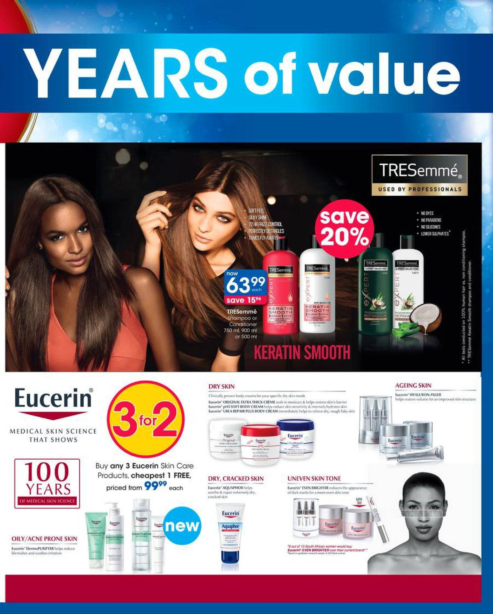 Clicks catalogue  - 08.08.2018 - 08.22.2018. Page 7.