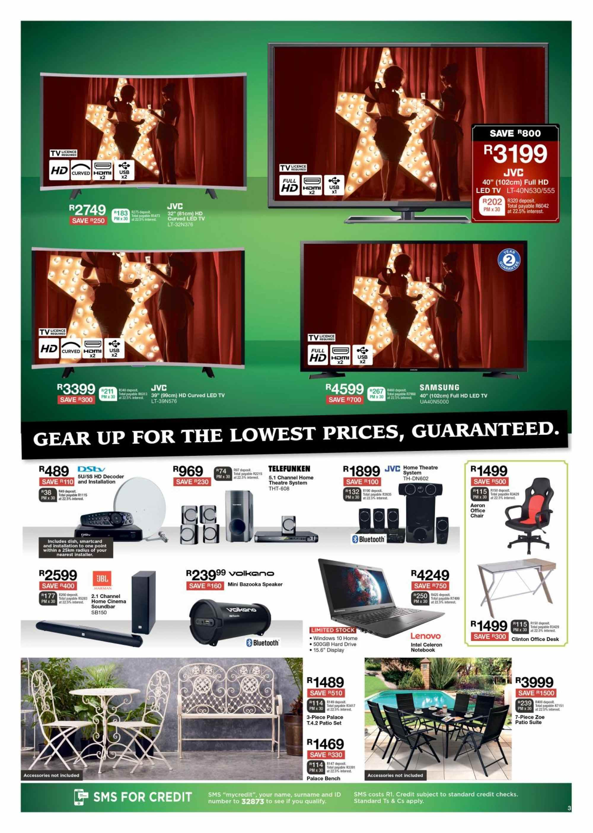 House & Home catalogue  - 10.09.2018 - 10.14.2018. Page 3.