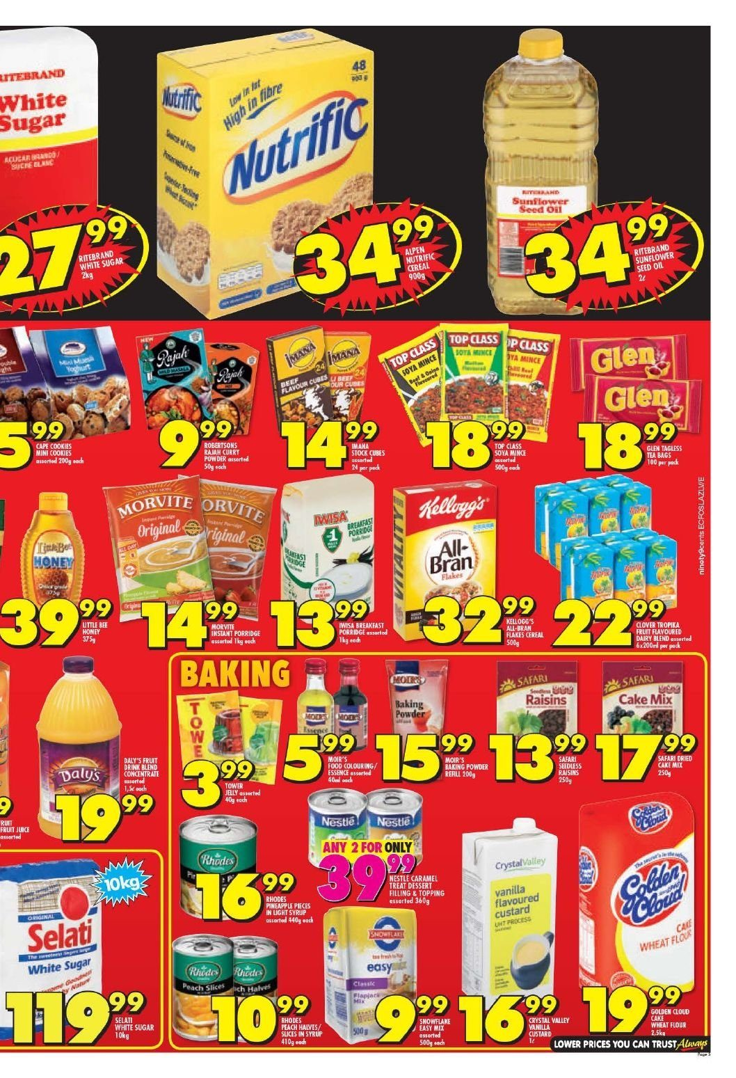 Shoprite catalogue  - 10.22.2018 - 11.04.2018. Page 5.