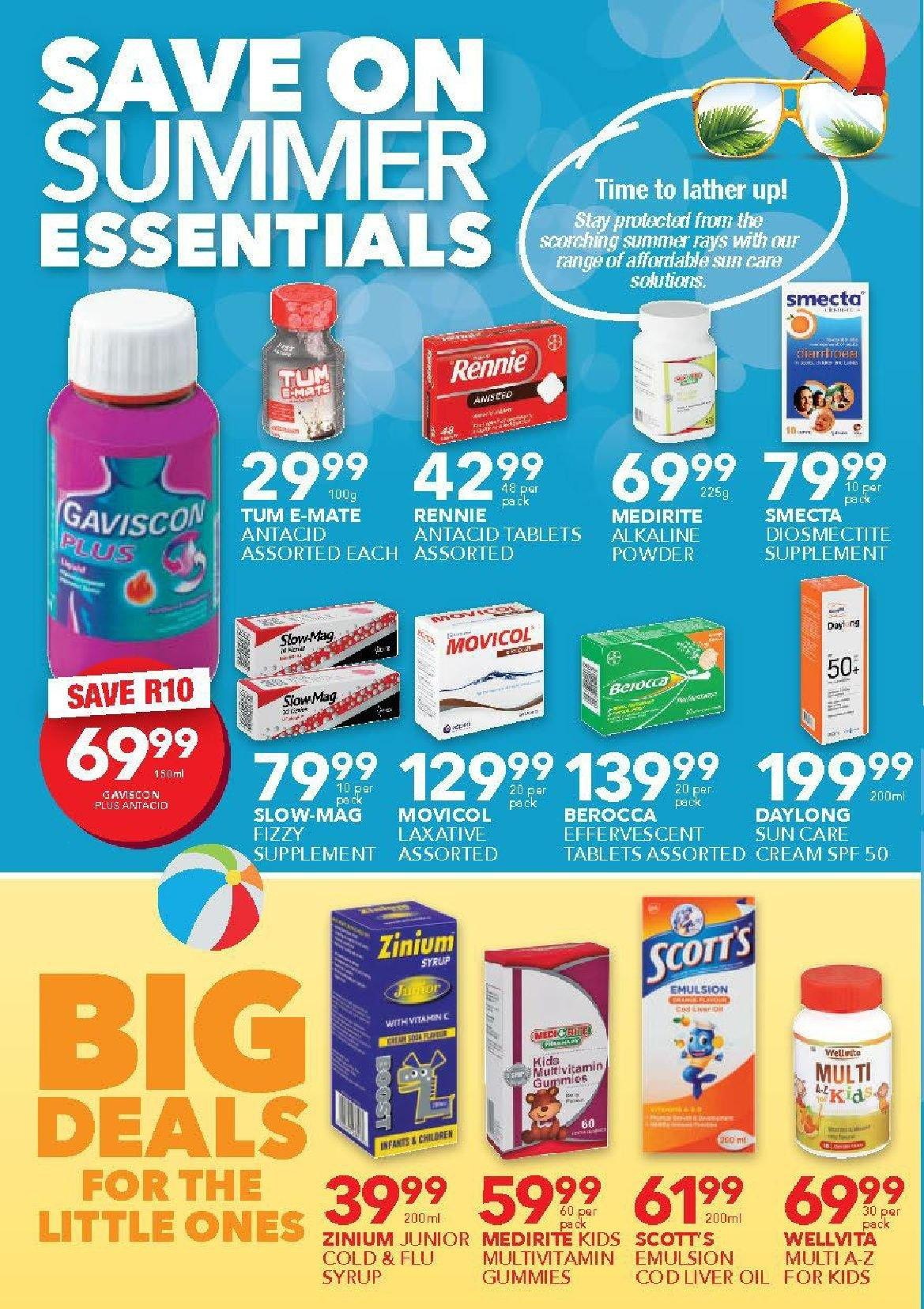 Shoprite catalogue  - 12.10.2018 - 12.31.2018. Page 2.