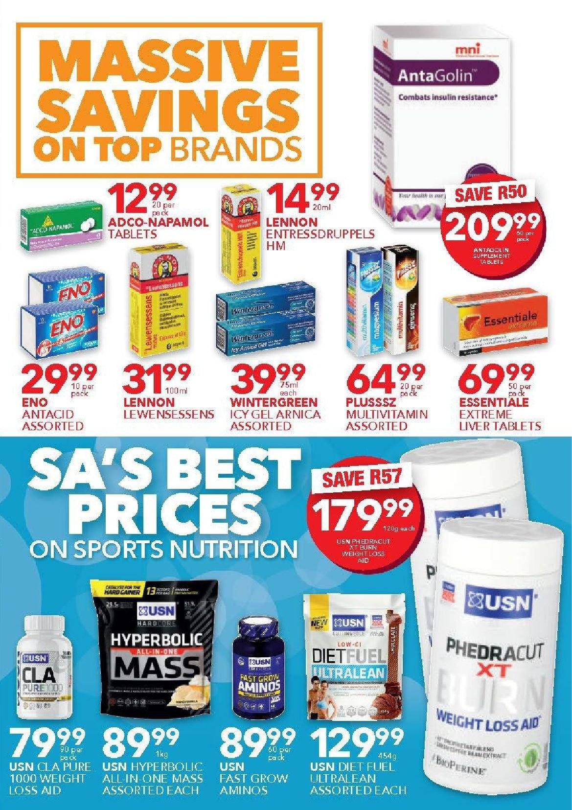Shoprite catalogue  - 12.10.2018 - 12.31.2018. Page 3.