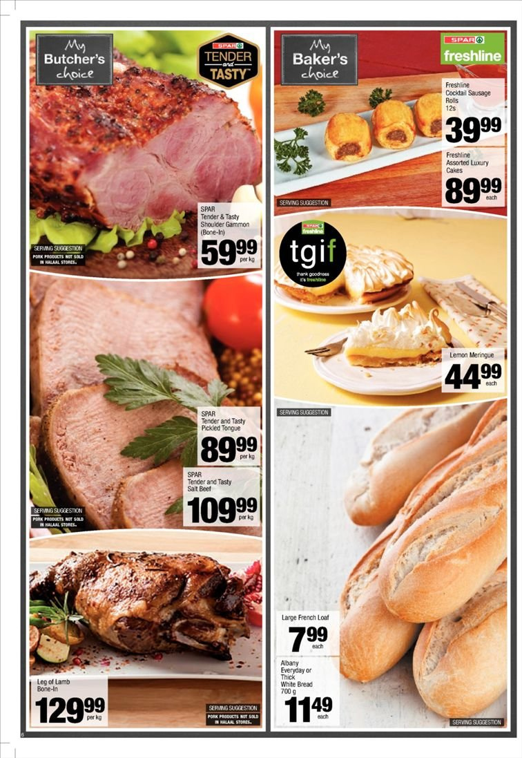 SPAR catalogue  - 12.10.2018 - 12.23.2018. Page 6.
