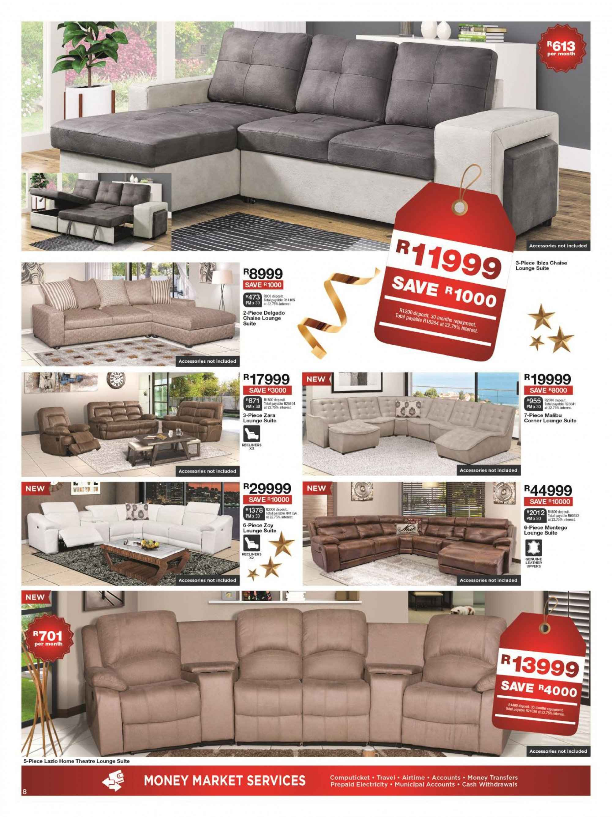 House & Home catalogue  - 12.10.2018 - 12.24.2018. Page 8.
