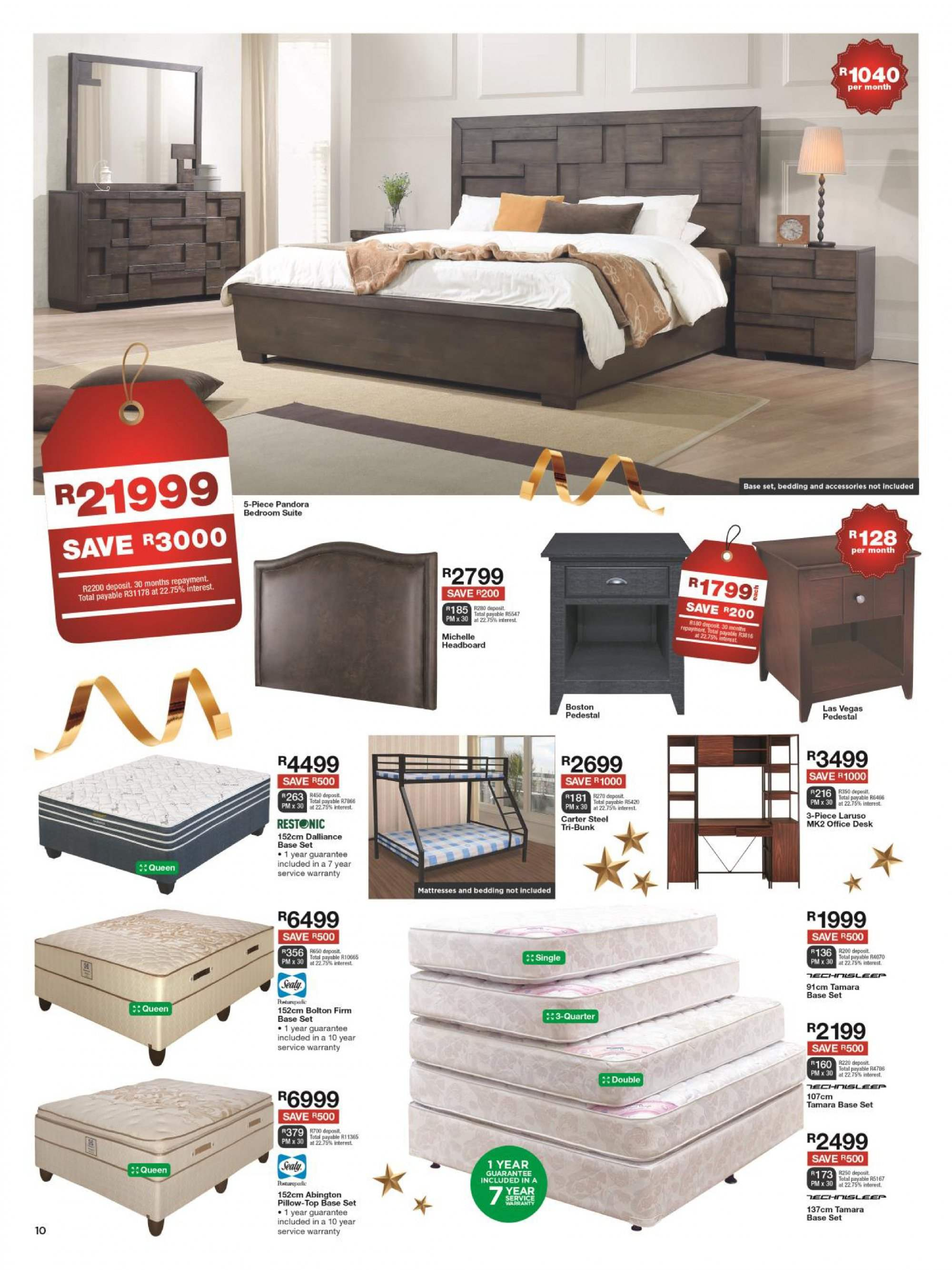 House & Home catalogue  - 12.10.2018 - 12.24.2018. Page 10.