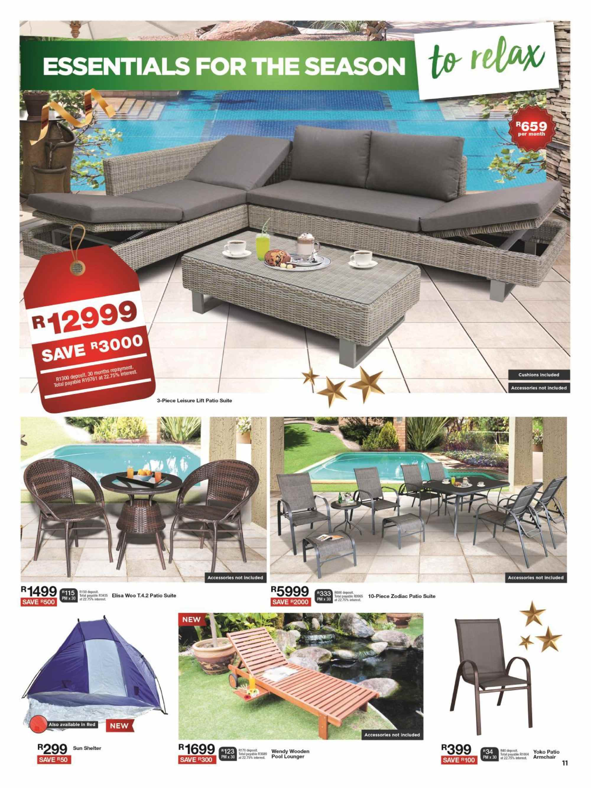 House & Home catalogue  - 12.10.2018 - 12.24.2018. Page 11.