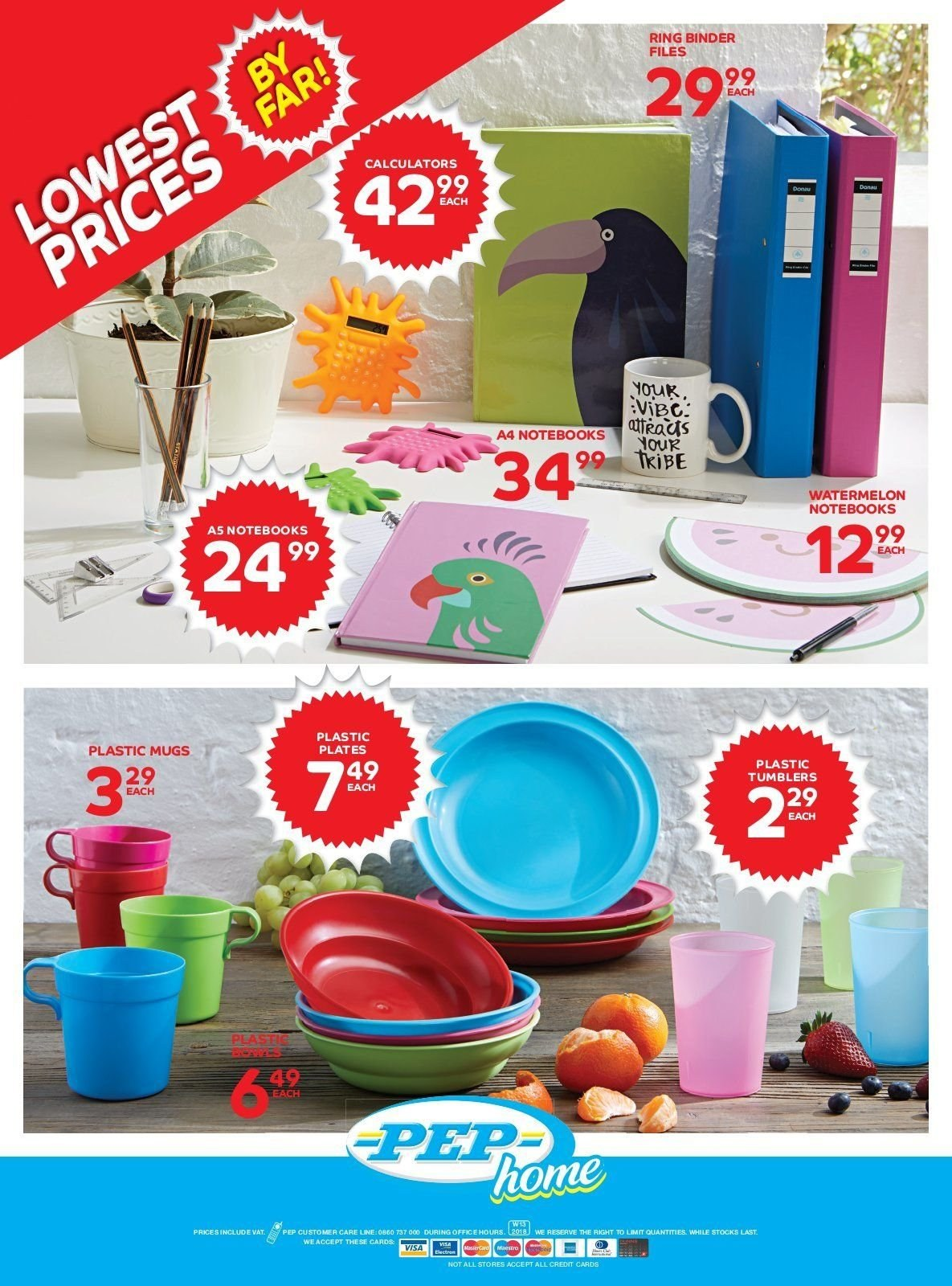 PEP Stores catalogue  - 12.25.2018 - 01.29.2019. Page 6.