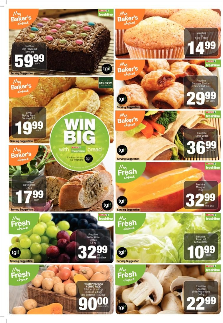 SPAR catalogue  - 01.22.2019 - 02.03.2019. Page 6.