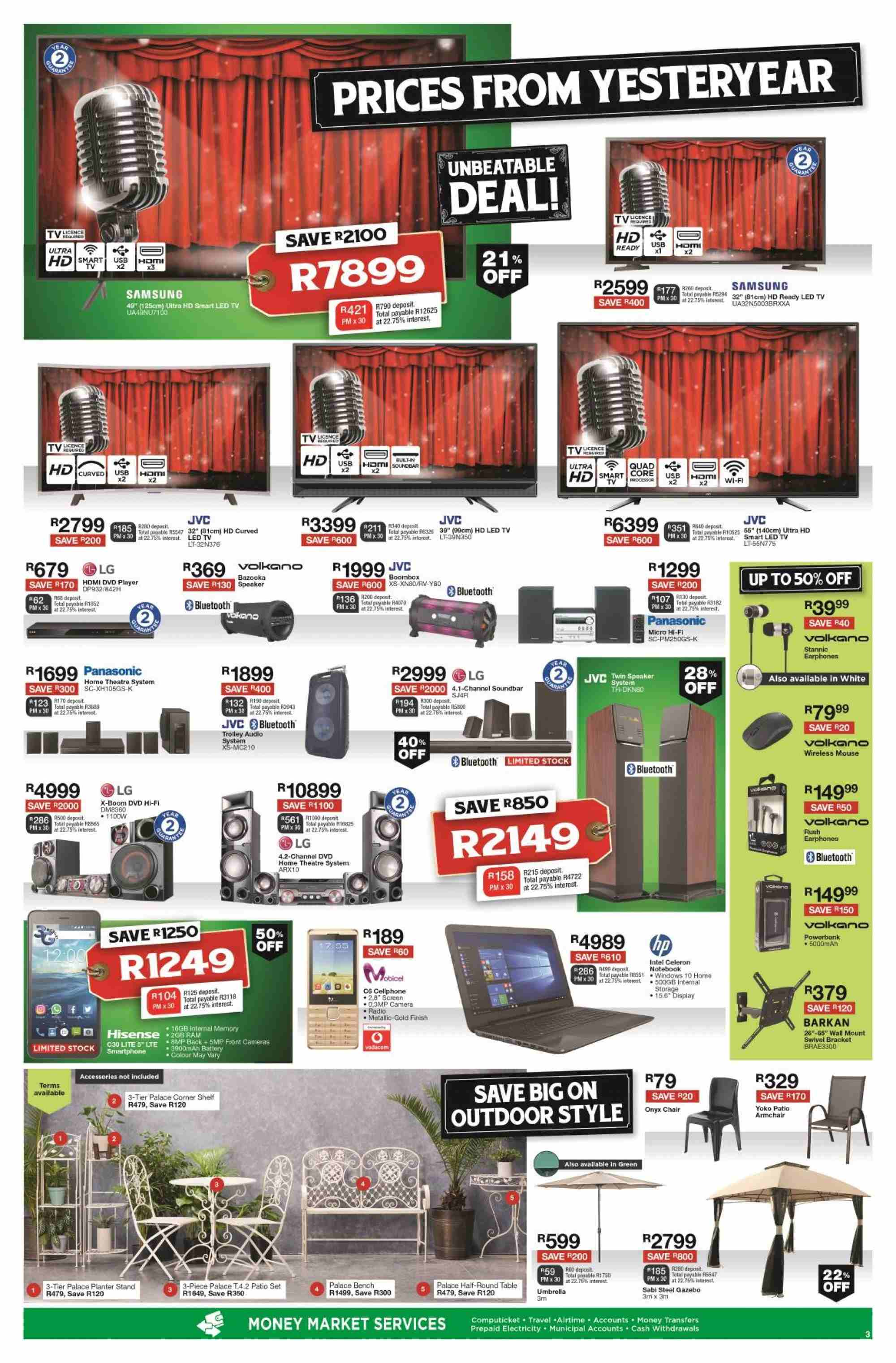 House & Home catalogue  - 02.10.2019 - 02.17.2019. Page 3.