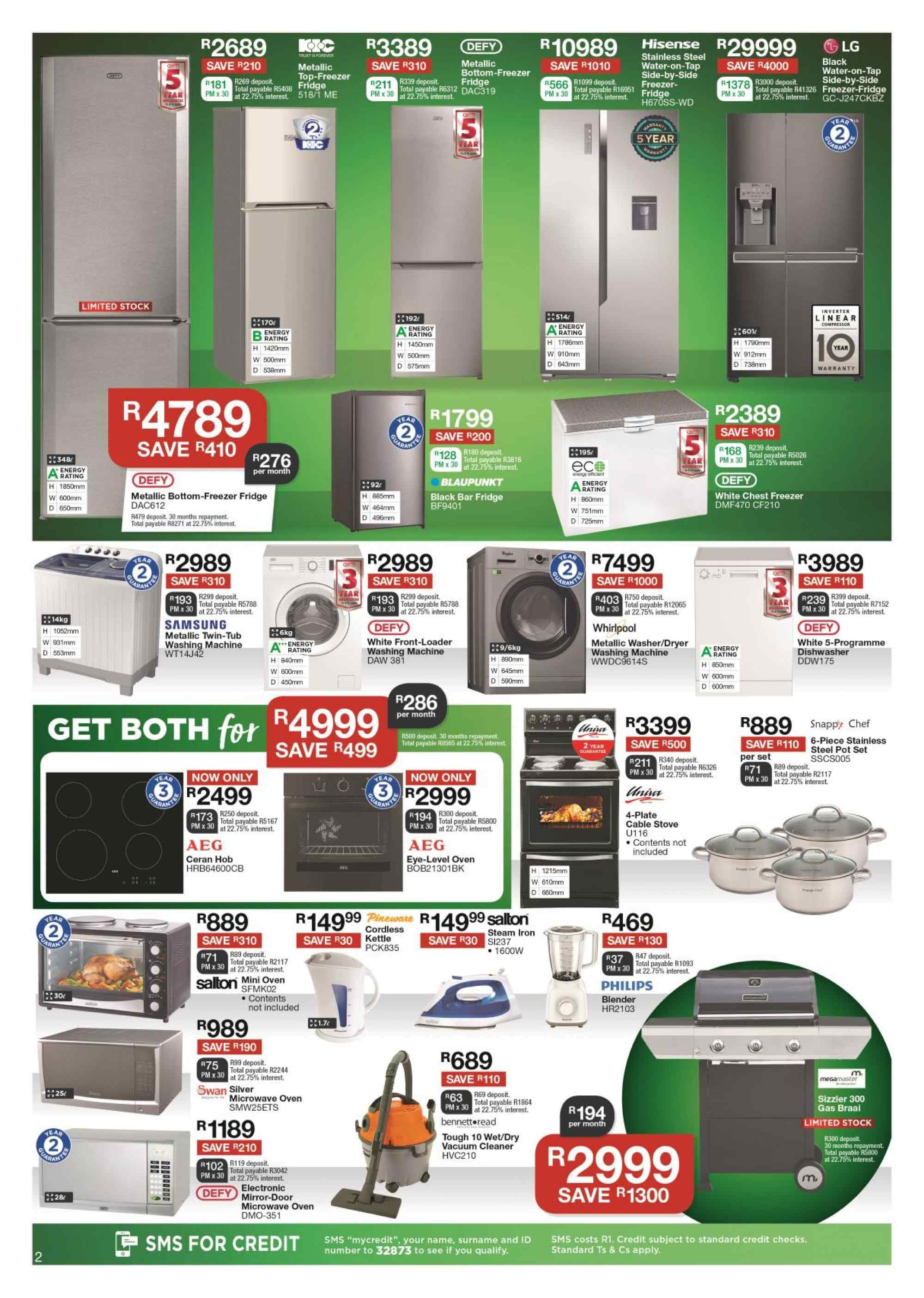 House & Home catalogue  - 02.26.2019 - 03.10.2019. Page 2.
