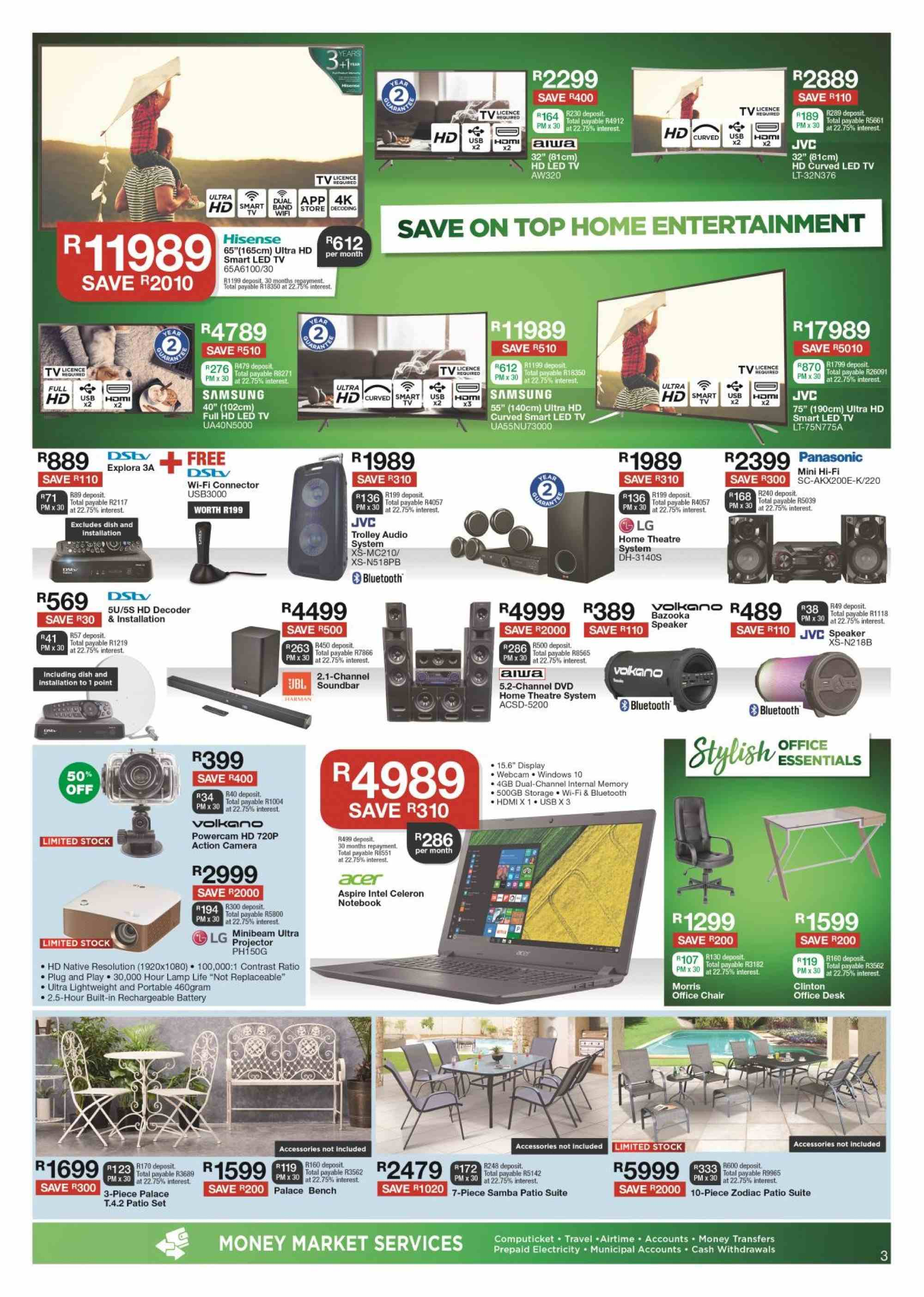 House & Home catalogue  - 02.26.2019 - 03.10.2019. Page 3.