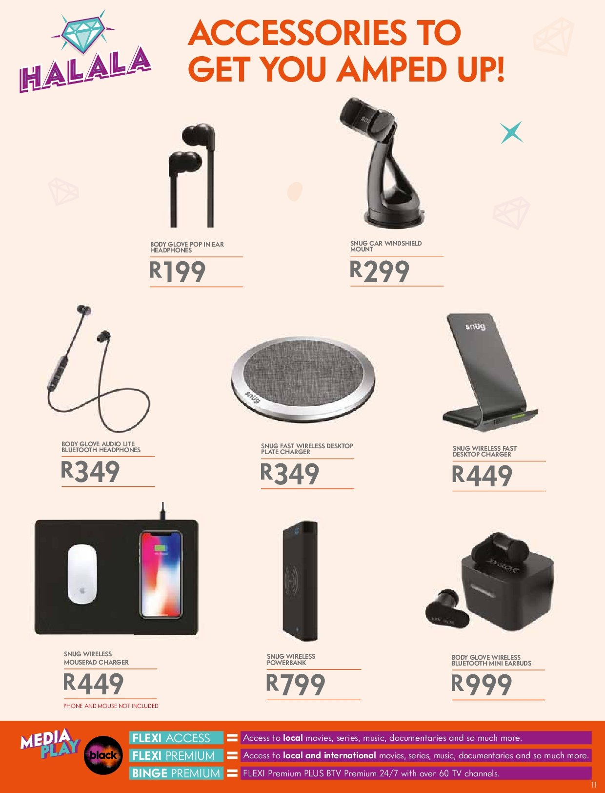Cell C catalogue  - 03.14.2019 - 04.24.2019. Page 11.